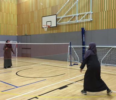 MSA Badminton Events